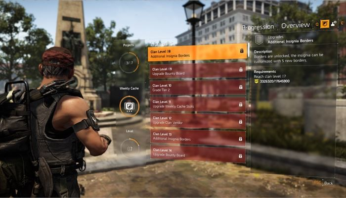 Ubisoft Introduces the Clan System Coming to The Division 2