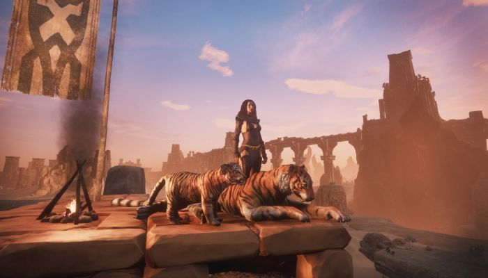 Your Tuesday PSA: Conan Exiles will be F2P on Steam from March 7-11 - Conan Exiles News