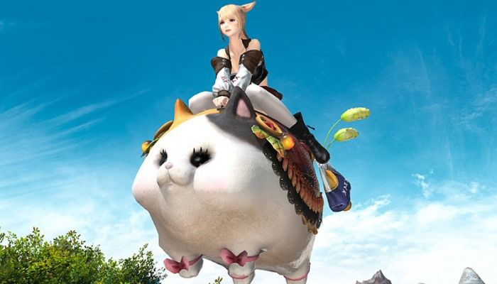 Fat cat mount ffxiv