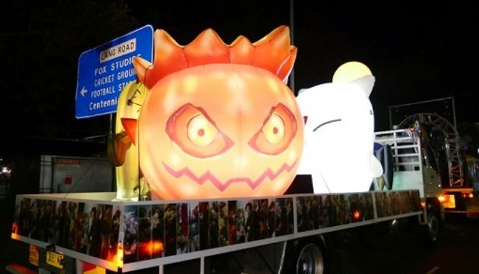 Final Fantasy XIV Float Stars in Sydney's 2019 Mardi Gras Parade