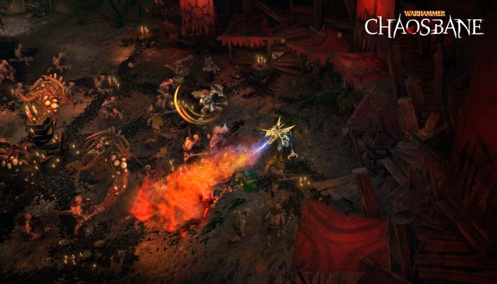 Warhammer: Chaosbane to Begin CBT on March 7th - Warhammer: Chaosbane News