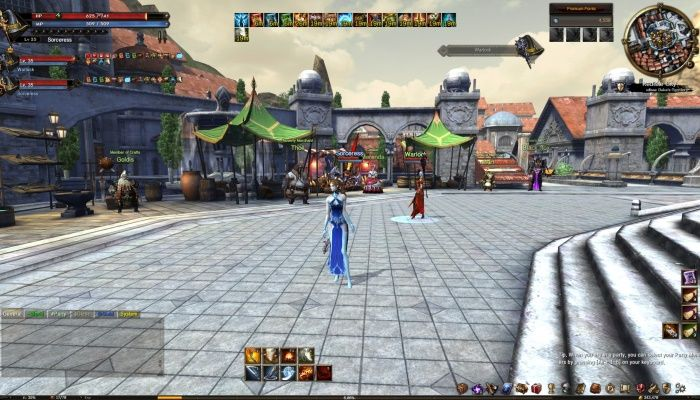 DK Online - MMORPG com