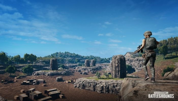 Devs Working on Big Changes to PlayerUnknown's Battlegrounds ... on star map, earth map, people map, night map, ski map, blue map, tv map, smoke map, love map, silver map, flower map, apple map,