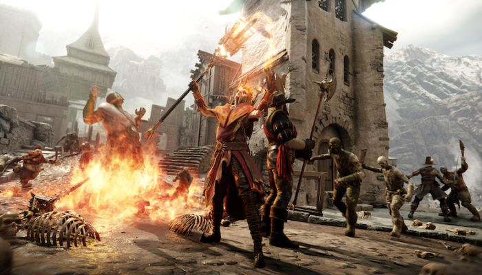 Warhammer Vermintide 2 Celebrating Its Birthday with a Free Play Weekend & a Secret Level