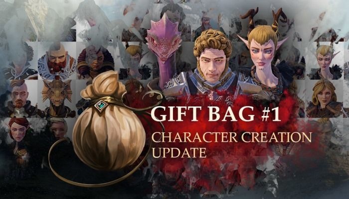 Divinity: Original Sin 2 Players Can Look Forward to Free Gift Bags Throughout 2019 - Divinity Original Sin 2 News