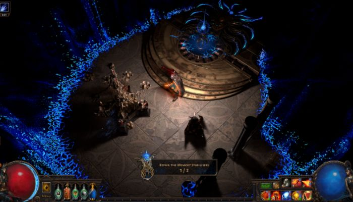 Path of Exile: Synthesis to Launch Today for PC and XBox One