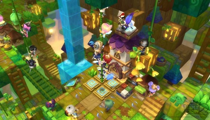 MapleStory 2 Economy Changes Tentatively Targeting March 28th