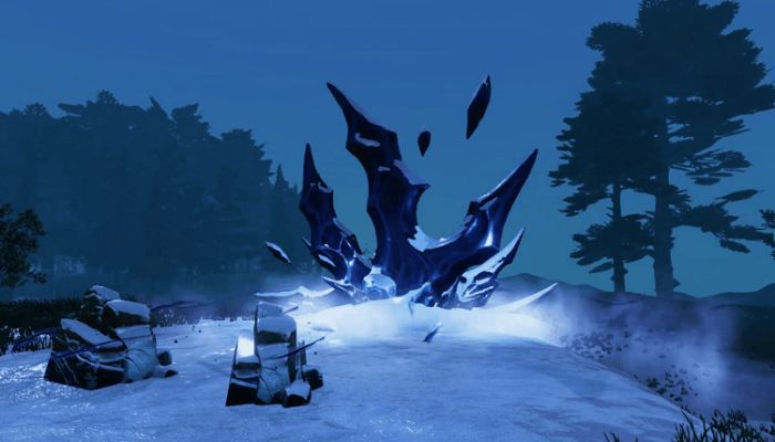 Crowfall Devs Reveal More Lucrative Rewards for Destroying Hunger Crystals