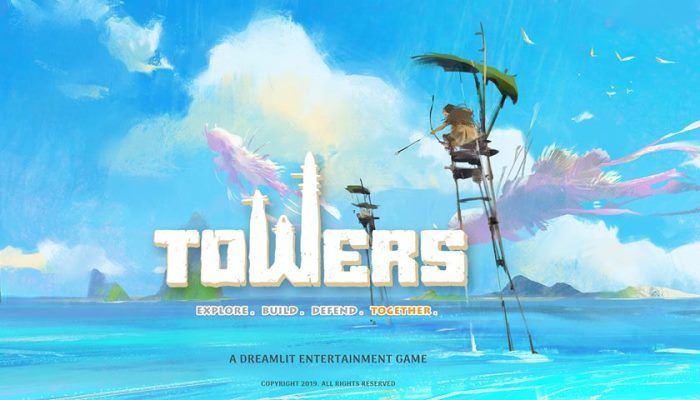 Towers Open World Survival Game Takes Inspiration from Ghibli Films, Breath of the Wild & More