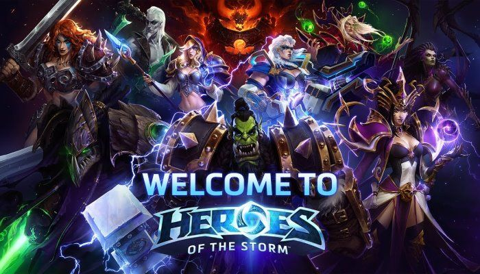Comprehensive Heroes of the Storm Patch Lands on PTR