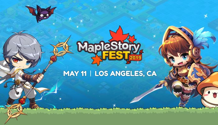 Second Annual MapleStory Fest Dated for May 11th in Los Angeles