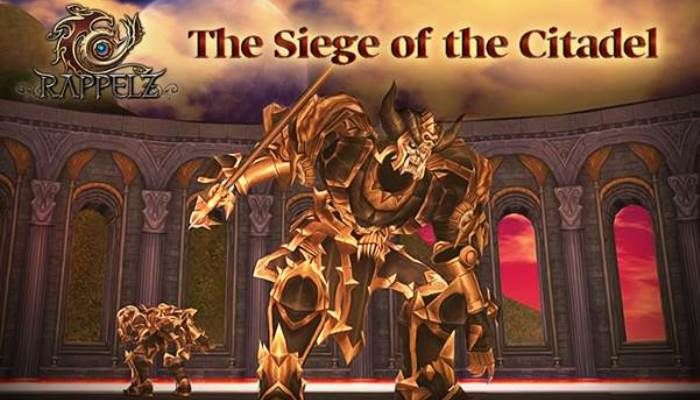 Rappelz Epic 9.6: The Siege of the Citadel is Now Live