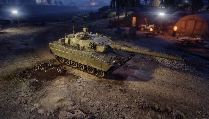 Armored Warfare Updated with Arabian Nights - Part II