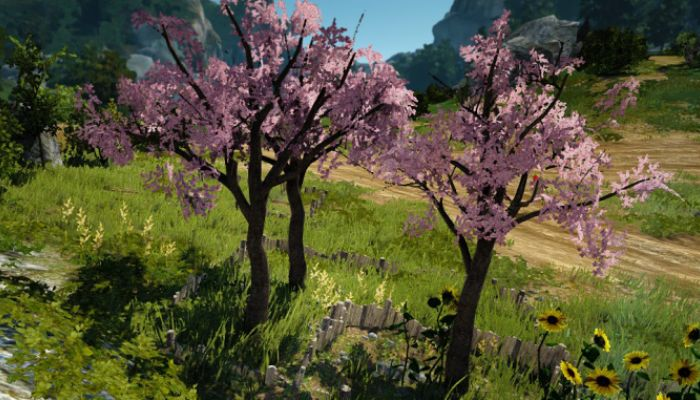 Spring Has Sprung in Black Desert Online Along with Big Node War Changes