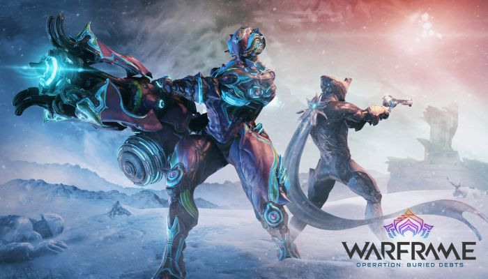 Operation: Buried Depths Headed to Warframe Console Versions Today