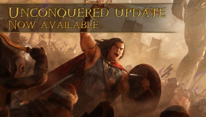 Age of Conan Players Can Celebrate the Upcoming RTS in Unconquered Mode