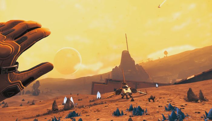 No Man's Sky to Set Players Off on a New VR Adventure
