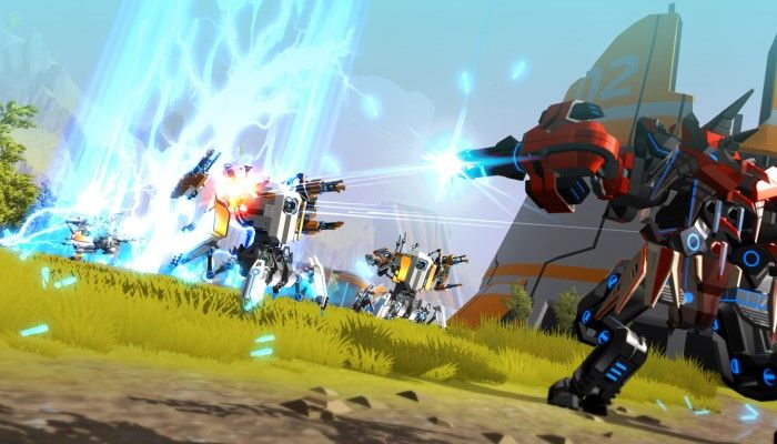 Robocraft Updated with Leaderboards, Weapon Ranking & Much More