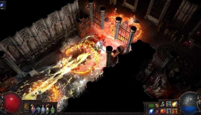 Path of Exile Launches on PlayStation 4 - MMORPG.com