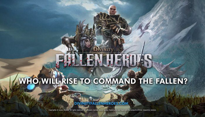 Larian Studios Announces Tactical RPG Divinity: Fallen Heroes with New Trailer