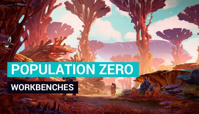 Population Zero Team Dishes on Crafting Stations