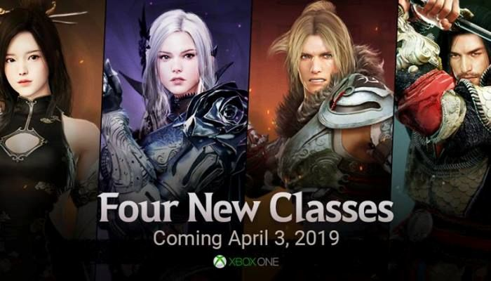 Four New Classes Coming to Black Desert on XBox One on April 3rd - MMORPG.com