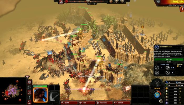 Conan Unconquered RTS Coming on May 30th, Preorders Open