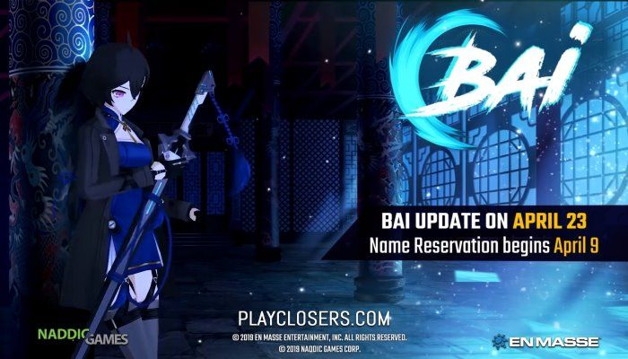 Get Ready to Say 'Hi' to Bai When She Launches into Closers on April 23rd