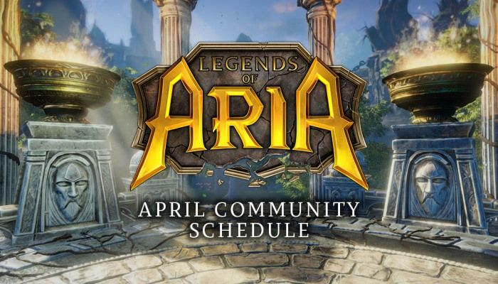 Legends of Aria Team Lays Out a Month's Worth of Feedback Sessions - Legends of Aria News