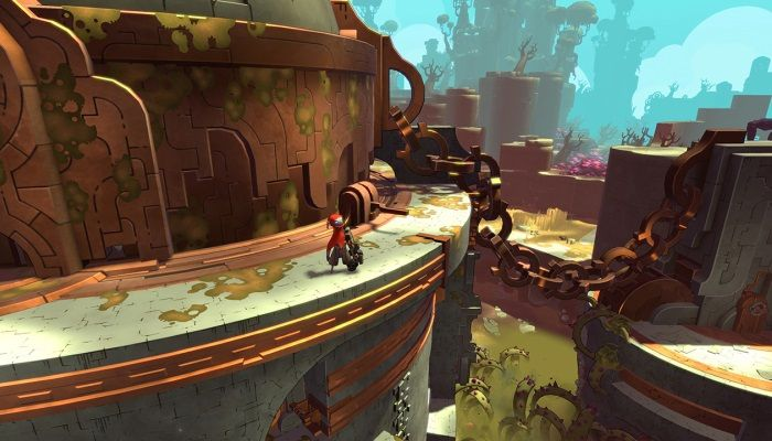 Hob: Definitive Edition Now Available on Nintendo Switch