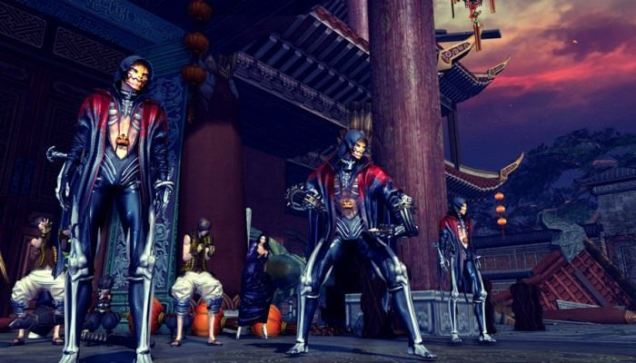 Big Changes Coming to Blade & Soul with the Legends Reborn Update  - Blade & Soul News