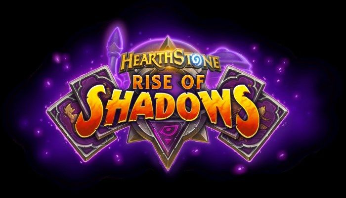 Hearthstone: Rise of Shadows Now Available Worldwide - Hearthstone News