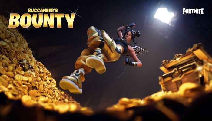 Buccaneer's Bounty Event Drops Into Fortnite Battle Royale - MMORPG.com