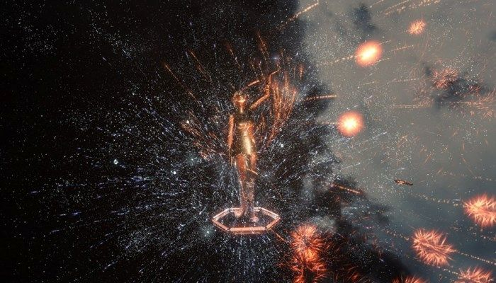 EVE Online Celebrates Katia Sae With a Monument in the Saisio System