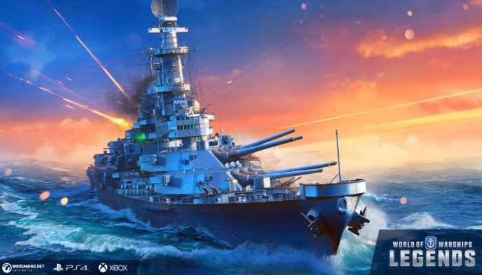 World of Warships: Legends Sets Sail Out of Early Access on Console Starting Tomorrow