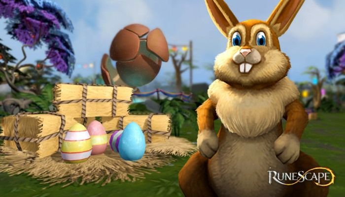 RuneScape Players Can Go Hoppin' Down the Bunny Trail During an Easter Event