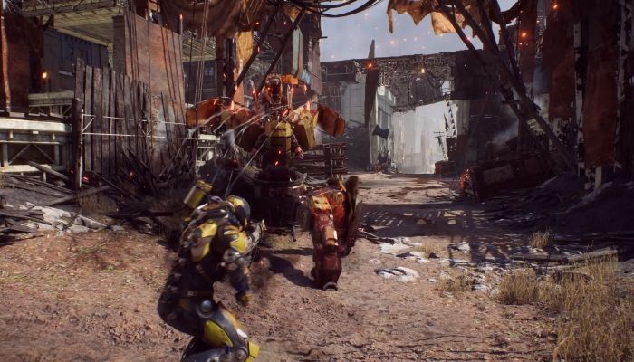 Anthem Team Posts Job Listing for Senior Systems Designer (Loot