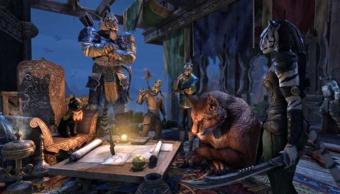 Take a Tour of Elsweyr, the Homeland of the Khajiit in Elder Scrolls Online