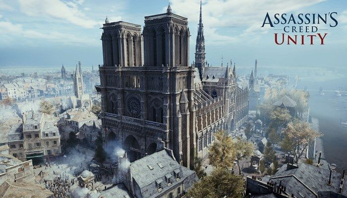 FYI: Assassin's Creed Unity is Free on Uplay in Solidarity with Those Affected by the Burning of Notre Dame
