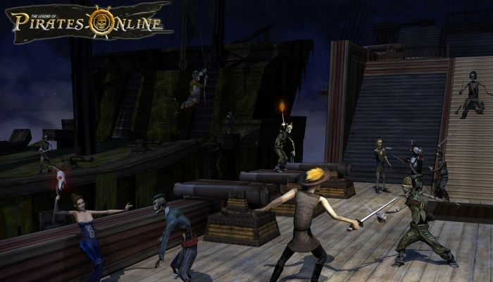 The Legend of Pirates Online - MMORPG com