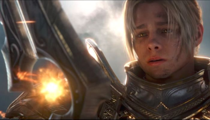 Heroes of the Storm Seems to be Teasing the Long-Rumored Arrival of Anduin Wrynn