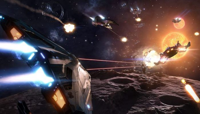 Elite Dangerous to Receive April Patch with Updated Commander Creation & More