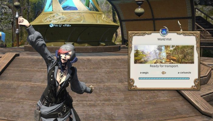 Final Fantasy XIV Devs Provide 'How-To' Lessons for the World Visit
