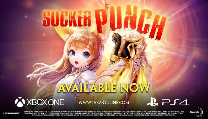 TERA Console Players Suckerpunched by the Elin Brawler in Today's Update - TERA News