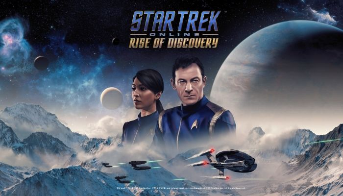 Star Trek Online: Rise of Discovery Sees Captain Lorca & Commander Landry Take the Helm