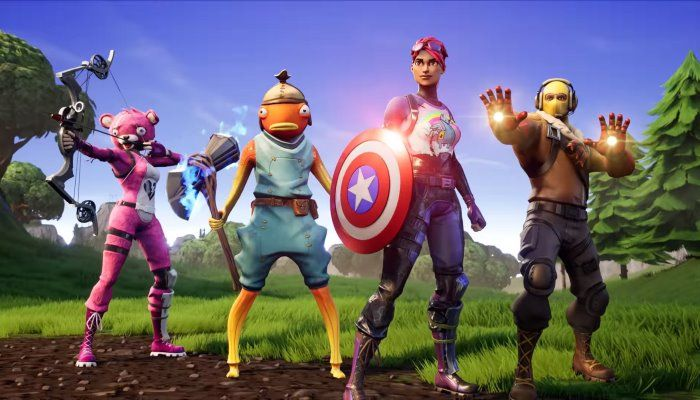 Fortnite Players Can Check Out Avengers: Endgame LTM Starting Today
