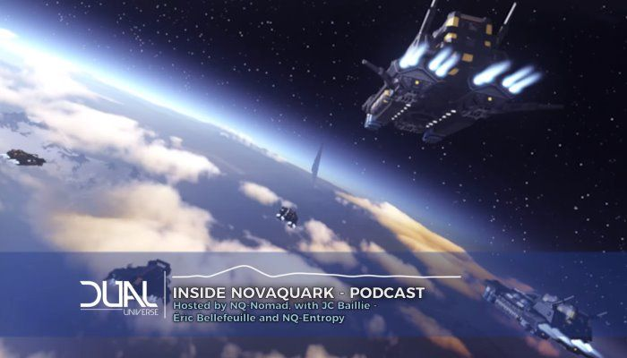 Dual Universe Podcast Focuses on Recent Studio & In-Game Happenings - Dual Universe News