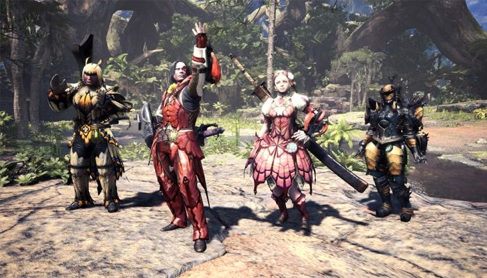 Monster Hunter World Spring Blossom Fest Returns Today for