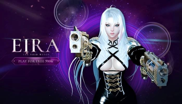 Eira the Void Witch Joins the Ranks in Vindictus