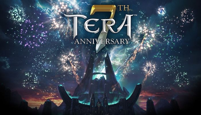 TERA Kicks Off Its Seventh Anniversary with a Month's Worth of Fun - TERA News